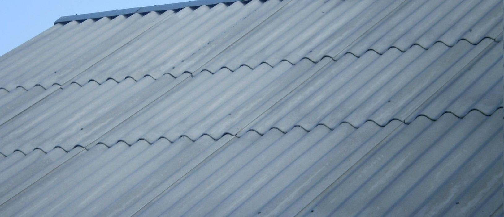 Шиферний дах: види та укладання