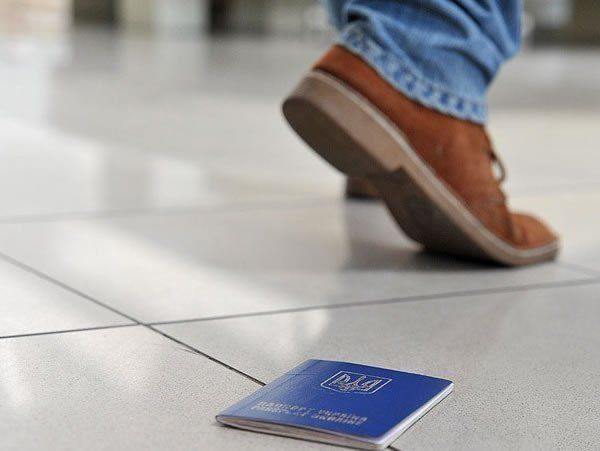 Якщо загубили паспорт у Єгипті