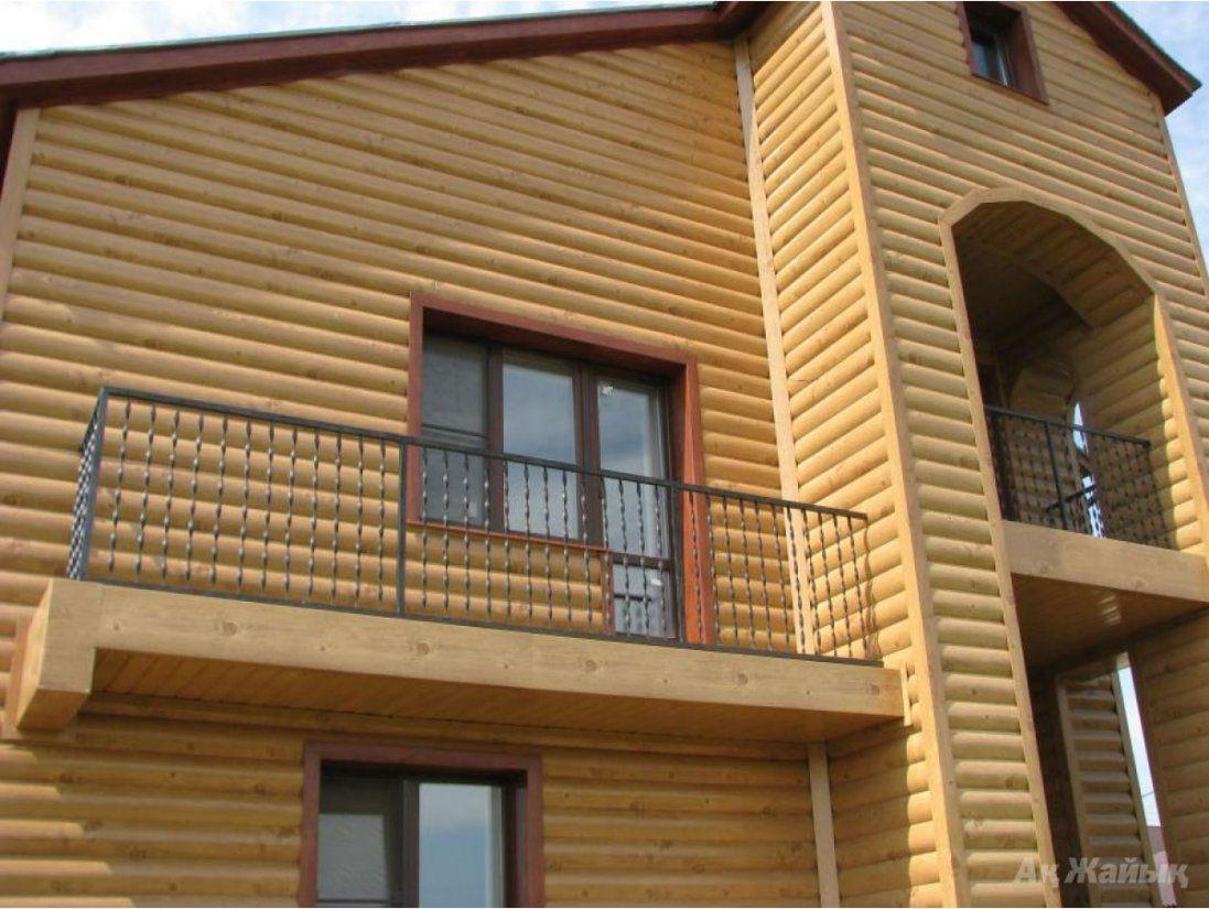 Блок-хаус в оздобленні будинків – нові можливості сучасного будівництва