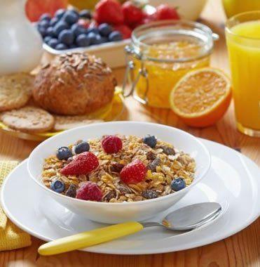 Починайте день з правильного сніданку