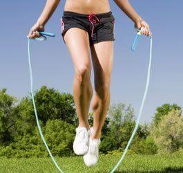 Cкакалка – ефективний спосіб схуднути