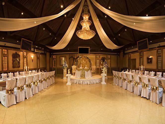Обираємо ресторан для святкування весілля