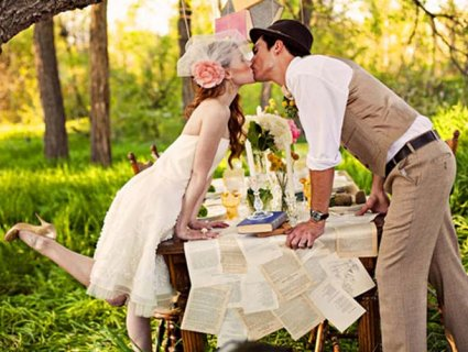 Оригінальні ідеї для весілля