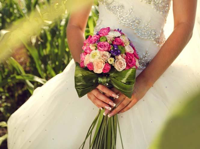 Букет нареченої: види і форми