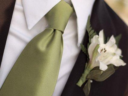 Підбираємо краватку для нареченого