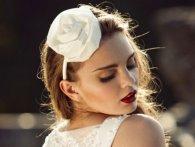 Вибираємо весільний капелюшок
