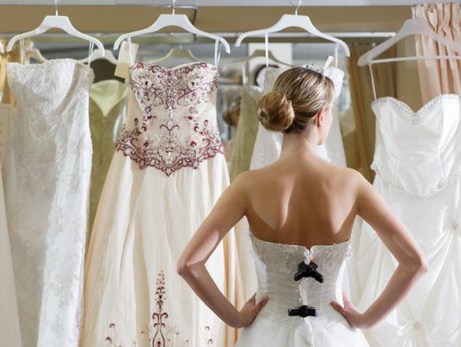 Вибір весільної сукні