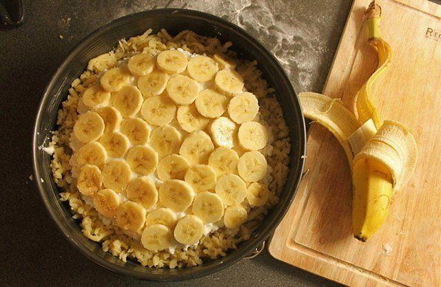 Банановий пиріг: швидкий і смачний рецепт