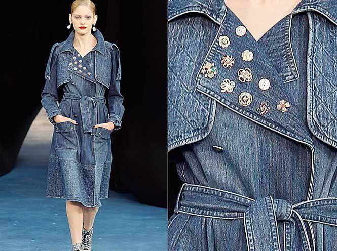 Джинсовий стиль в одязі