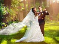 Танець молодят: вишукано і романтично