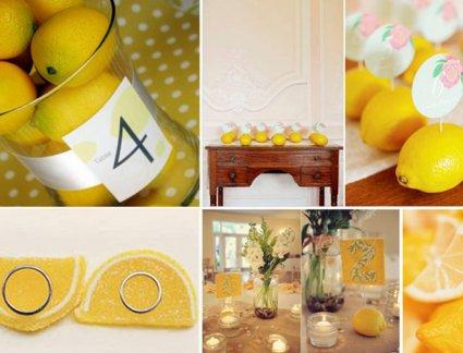 Лимонне весілля – веселощі з кислинкою