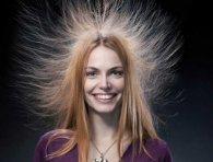 Як позбутися електризації волосcя