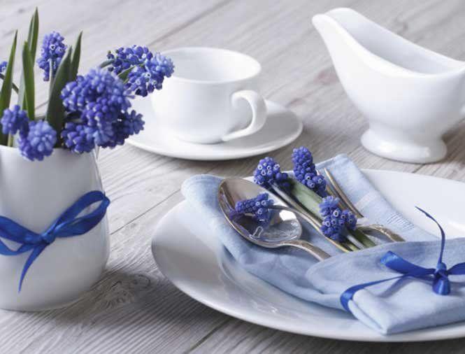 Як легко і красиво сервірувати стіл