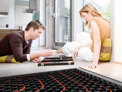 Що таке тепла підлога