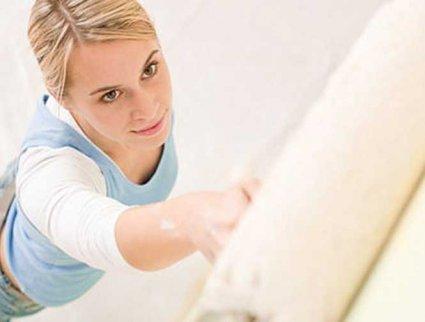 Фарбування стелі: керівництво від А до Я