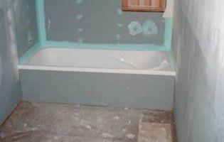 Гідроізоляція у ванній
