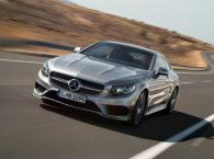 Презентація Mercedes Benz S-Class Coupe 2015