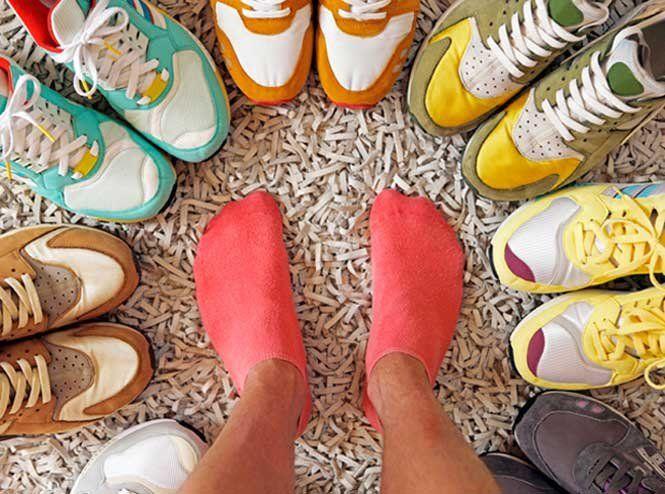 Вибираємо кросівки