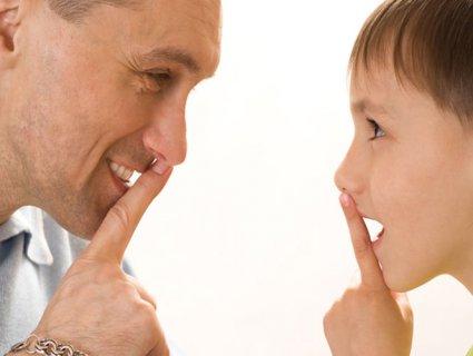 Тренінг «батьки-діти»