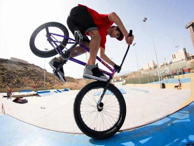 Як вибрати велосипед bmx початківцю