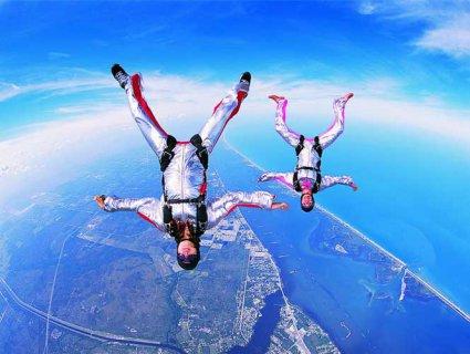 Стрибок з парашутом – як зважитись