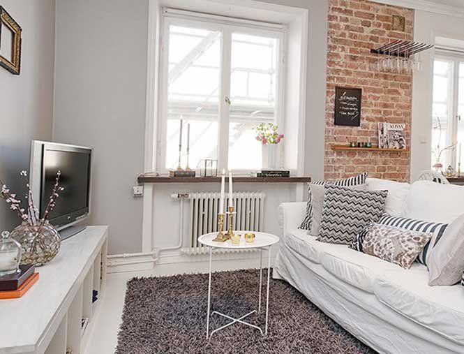 Дизайн інтер'єру двокімнатної квартири
