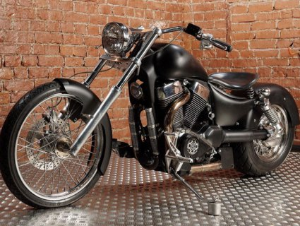 Перевіряємо справність мотоцикла