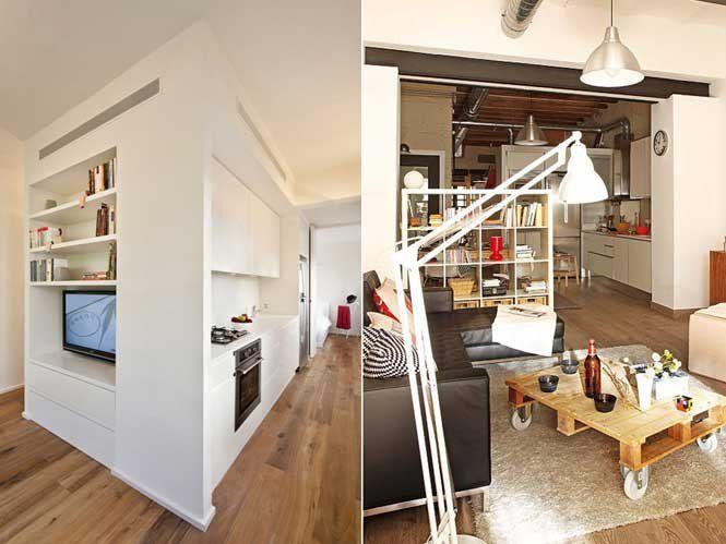 Дизайн інтер'єру малогабаритних квартир