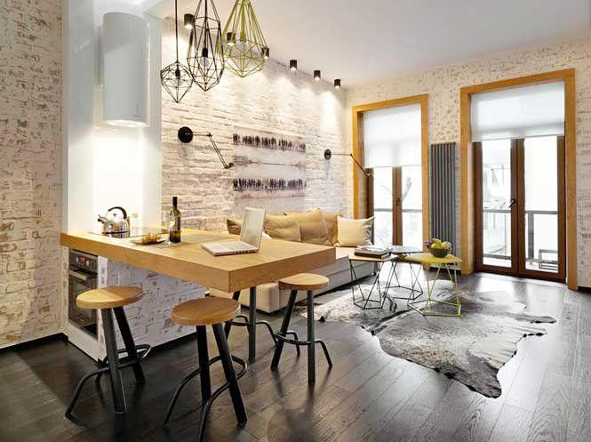 Дизайн інтер'єру однокімнатної квартири