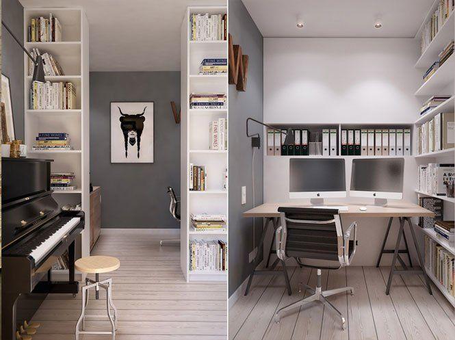 Дизайн інтер'єру трикімнатної квартири