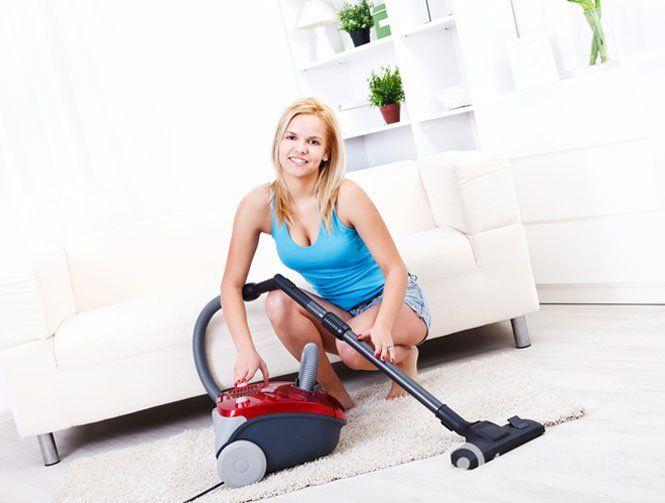 Порохотяг: чистота в будинку