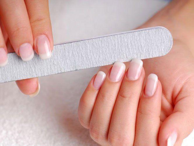 Вибираємо пилку для нігтів