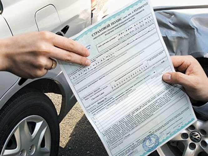 Порядок дій при ДТП для отримання страхової виплати