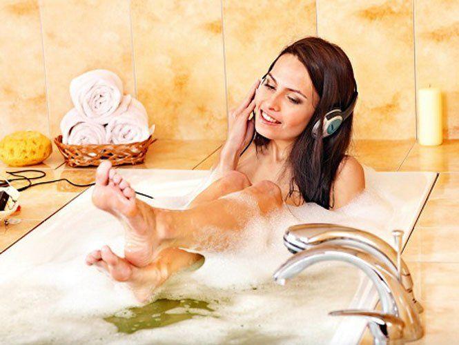 Що дає лікування ваннами?