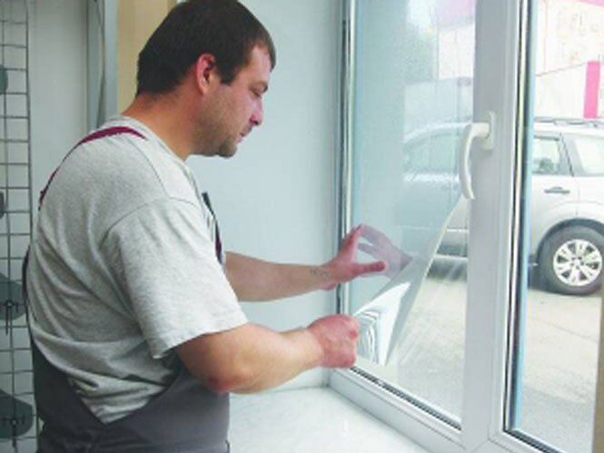 Тонувальна плівка для вікон: особливості вибору та самостійної установки