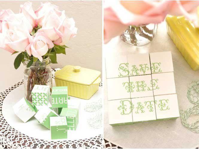 Save the date: повідомлення про весілля