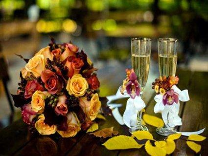 Весільна реєстрація восени