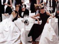 Виїзна реєстрація: весілля в чорному кольорі