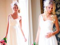 Весільне вбрання для вагітної нареченої