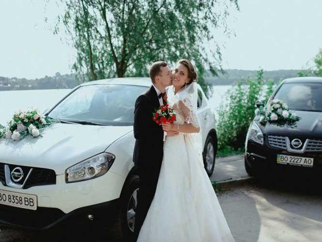Весільне авто: біле або чорне?