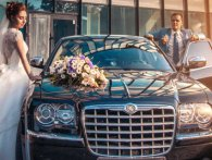 Прикрасимо весільну машину своїми руками