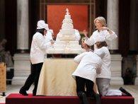 Оригінальні весільні торти