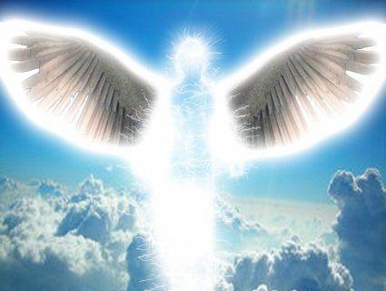 Ангел приходить на поміч
