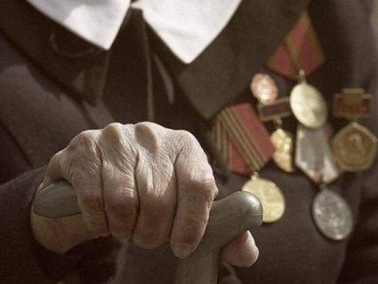Ветеран із Луцька  перший День Перемоги  святкував 15 травня