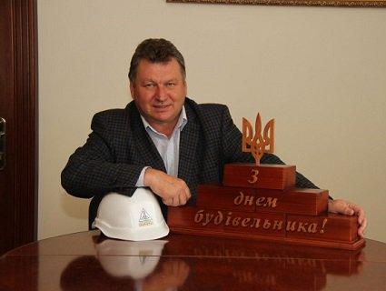 Леонід Стефанович: «Кращої професії, ніж будівельник, немає»