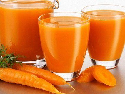 Сік із моркви: еліксир здоров'я