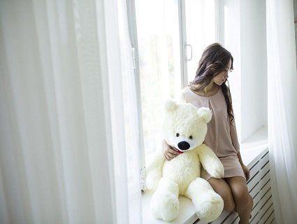 Плюшеві ведмедики на згадку про кохання