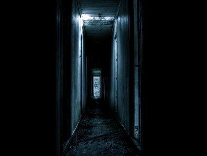 Потойбічне створіння шкрябало кігтями у двері