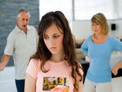 Зреклася батьків заради коханого