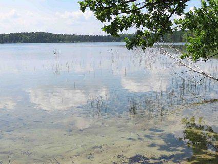 У озері Пісочне втопився 22-річний юнак